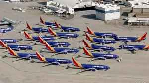 Southwest Extends Boeing 737 MAX Grounding Through June 2019 [Video]