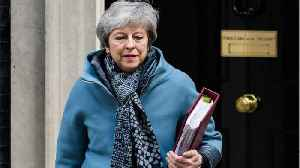 Discussions ongoing between UK PM May and Labour on customs union, public vote: Telegraph [Video]