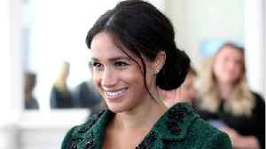 Serena Williams Offers Sound Advice To Mom-To-Be Meghan Markle [Video]