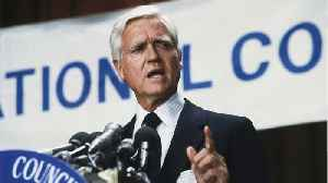 Sen. Fritz Hollings Dies [Video]