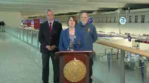 Sen. Amy Klobuchar Addresses Increased MSP Wait Times [Video]