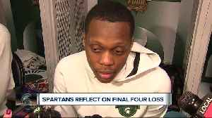 Tom Izzo, Michigan State players reflect on Final Four loss to Texas Tech [Video]