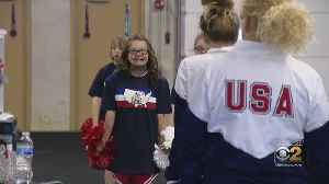 Wildcats Special Needs Cheer Team Going To World Cheerleading Championship [Video]