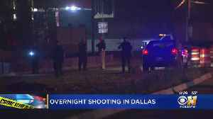 2 People Shot In Dallas At After-Prom Party [Video]