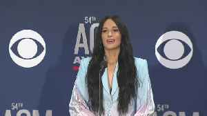 Backstage ACM Awards: Kacey Musgraves 2019 Album Of The Year Winner Hopes To Country Music Becoming More Inclusive [Video]