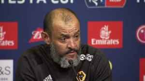 Nuno: We had it [Video]