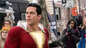 'Shazam!' Does Well Domestically And Globally [Video]
