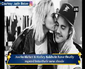 Justin Bieber moves into his new abode with love Hailey Baldwin [Video]