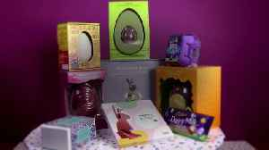 Easter: Some of the quirkiest eggs available this year [Video]