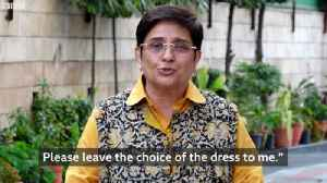 How India's first woman police offer deals with workplace sexism [Video]