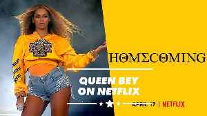 Is Netflix announcing a Beyoncé documentary? [Video]