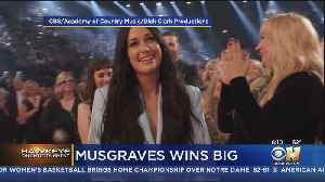 A Recap Of The 54th Annual ACM Awards [Video]
