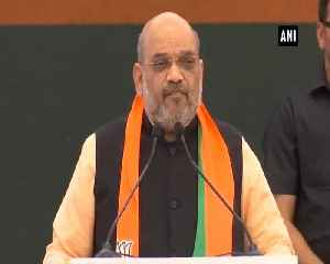 BJP has worked towards providing decisive govt in last five years Amit Shah [Video]