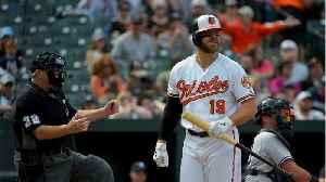 Chris Davis Is Setting All The Wrong Records [Video]
