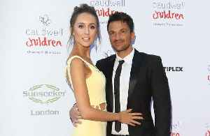 Peter Andre praises wife as his 'rock' [Video]
