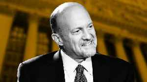 Jim Cramer Weighs In on General Electric, Warren Buffett and Wells Fargo and Pinterest's IPO [Video]