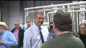 Presidential Candidate Tim Ryan Makes First Campaign Stops in Iowa [Video]