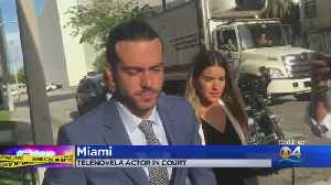 Mexican Actor Back In Court In Deadly Road Rage Incident [Video]