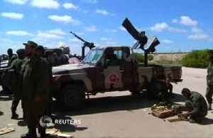 Battle for Tripoli threatens hopes of Libyan peace [Video]