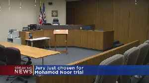 Jury Selected For Mohamed Noor Trial [Video]
