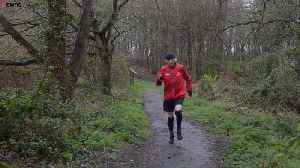 A granddad is UK's oldest runner after being picked to compete for England aged 80 [Video]