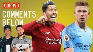 News video: Will Man City's 'Quadruple' Help Liverpool's Title Chances? | Comments Below