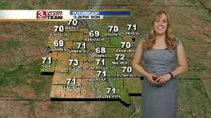 Audra's Afternoon Forecast [Video]