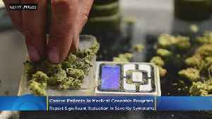 Study: Cancer Patients In Minnesota Cannabis Program Report 'Significant Reduction' In Symptom Severity [Video]