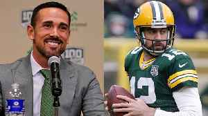 NFL Network Insider Ian Rapoport explains why Bleacher Report article 'probably will help' Green Bay Packers head coach Matt LaF [Video]
