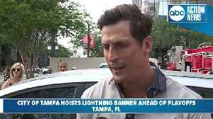 Vinny Lecavalier talks about the Lightning's Quest for the Cup [Video]