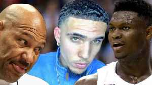 LaVar Ball Claims LiAngelo Is BETTER Than Zion Williamson! [Video]