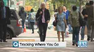 Concerns Raised About Sacramento's New Location Tracking App [Video]