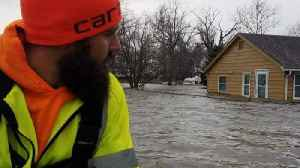 Livestock, Pets Still Being Rescued From Flooded Midwest [Video]