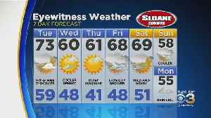 Philadelphia Weather: Sunny And Seasonable Midweek [Video]