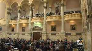 Maryland Lawmakers Remember House Speaker Michael Busch For His Fairness, Leadership [Video]