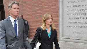 News video: Felicity Huffman Intends to Plead Guilty in College Admissions Case | THR News