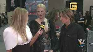 Backstage At The ACM Awards [Video]