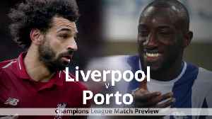 Liverpool v Porto: Champions League match preview [Video]