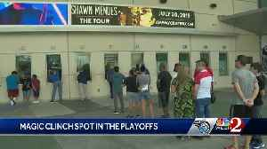 Orlando Magic clinch spot in the playoffs [Video]