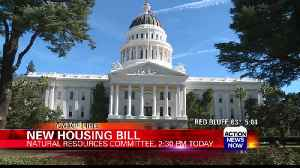 Camp Fire housing bill to be proposed at the State Capitol today [Video]
