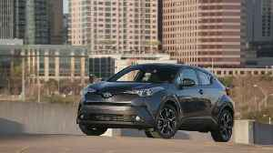 2018 Toyota C-HR in Grey Driving Video [Video]