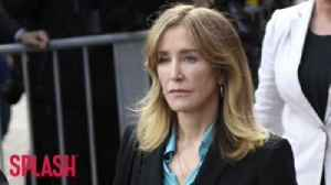 Felicity Huffman To Plead Guilty In College Admissions Scandal [Video]