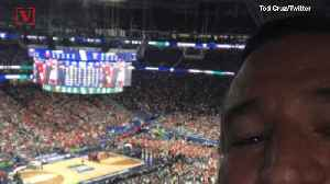 Ted Cruz Gets Roasted On Social Media For Selfie At National Championship [Video]