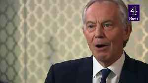 Tony Blair believes there can be a Brexit resolution [Video]