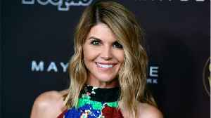 News video: Lori Loughlin Hallmark Series Co-Star Seems To Offer Support