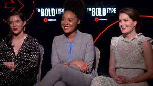 'The Bold Type' Season 3 Exclusive Interview [Video]