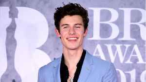 News video: Shawn Mendes Says It's