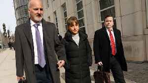 Actress Allison Mack Pleads Guilty In Sex Trafficking Case [Video]