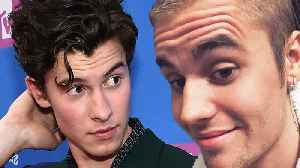Justin Bieber SHADES Shawn Mendes After He Takes 'Prince Of Pop' Title! [Video]