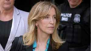 Felicity Huffman Apologizes, Says She's